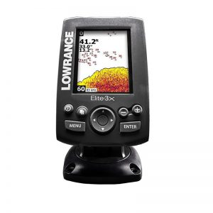 Lowrance 000-11448-001 Elite-3X Fishfinder