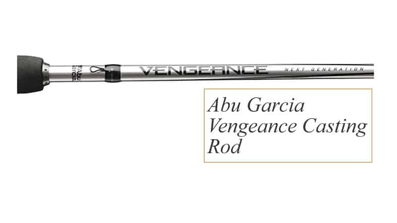 Abu Garcia Vengeance Casting Rod