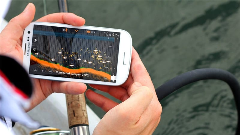 Deeper Wireless Sonar Smart
