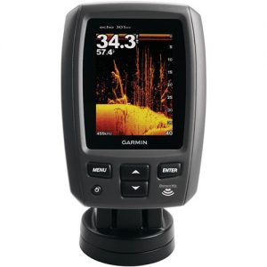 Garmin Echo 301dv Worldwide with Transducer