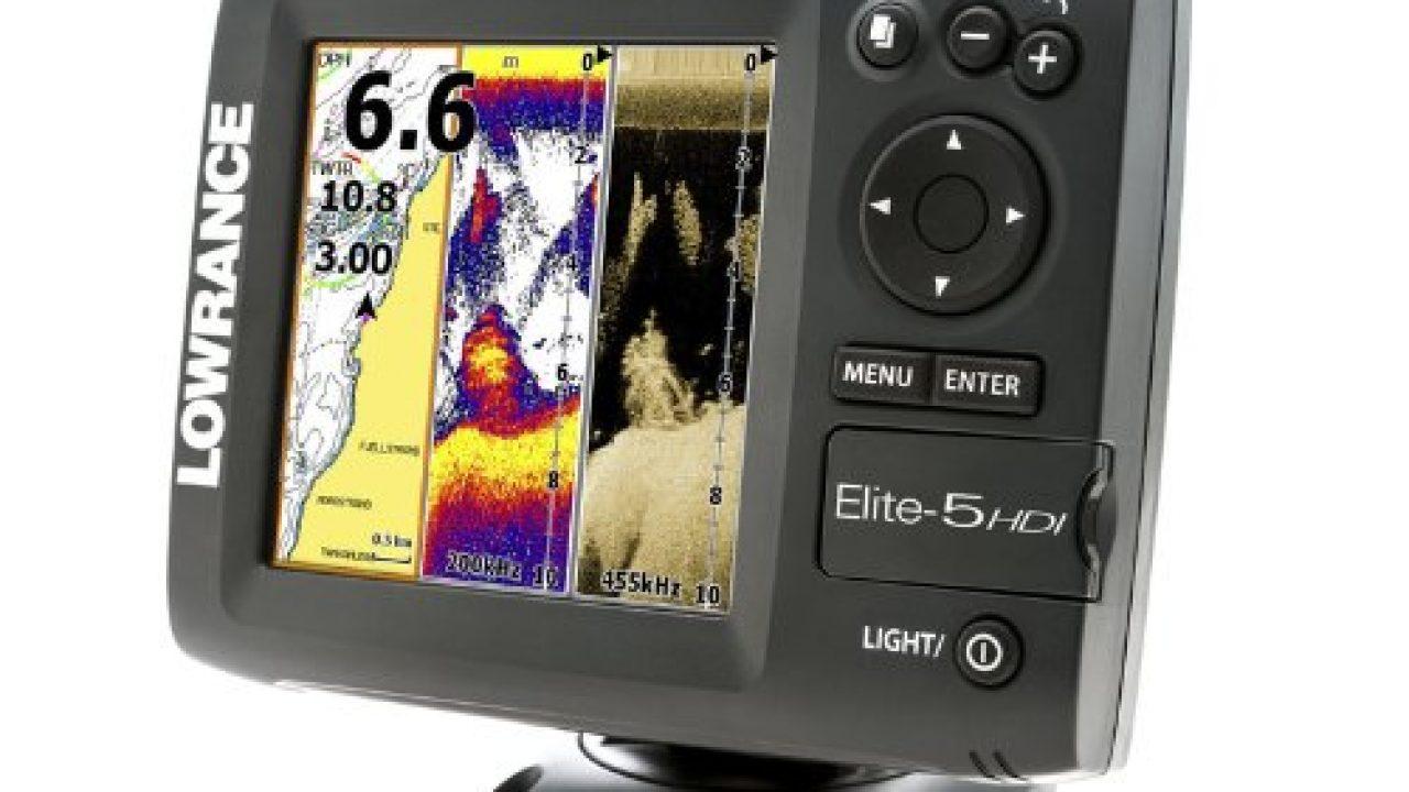 Lowrance Elite-5 HDI Review 2018 | LureMeFish