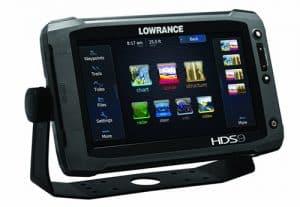 Lowrance HDS-9