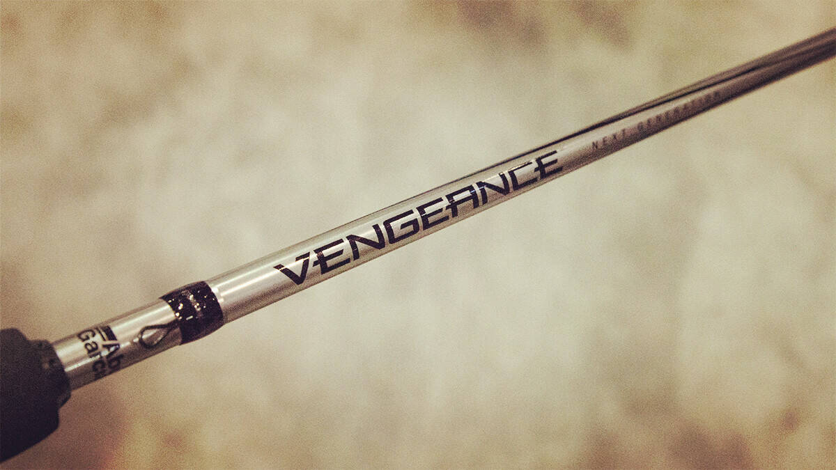Abu Garcia Vengeance Casting Rod Review 2017-2018 - Best Fishing Tackle