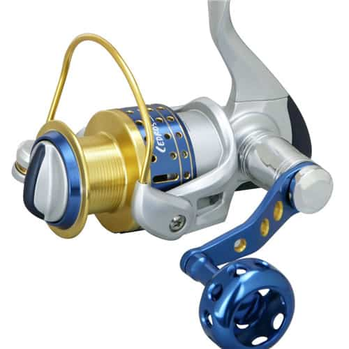 Okuma cedros high speed spinning reel review 2017 2018 for Best fishing reels 2017