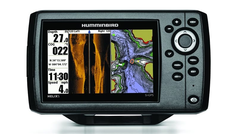 HELIX 5 SI Fish Finder