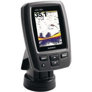 Garmin Echo 300c Dual-Beam Fishfinder
