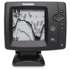 Humminbird 561 black and white