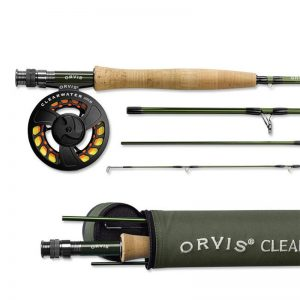Orvis Clearwater Fly Rod 905 4-5wt