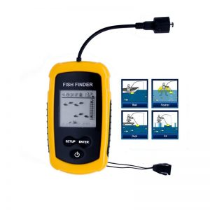 Venterior Portable Wired Fish Finder