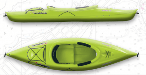 Aruba 10 Sit In Recreational Kayak