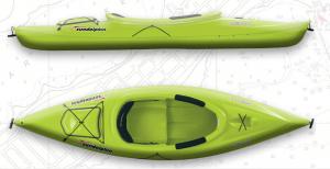 Aruba 10 Sit In Recreational Kayak