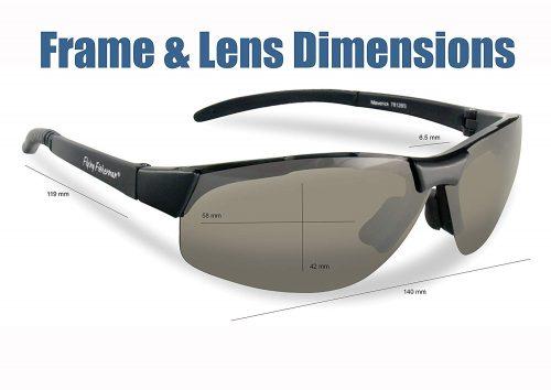 Flying Fisherman Maverick Polarized Sunglasses
