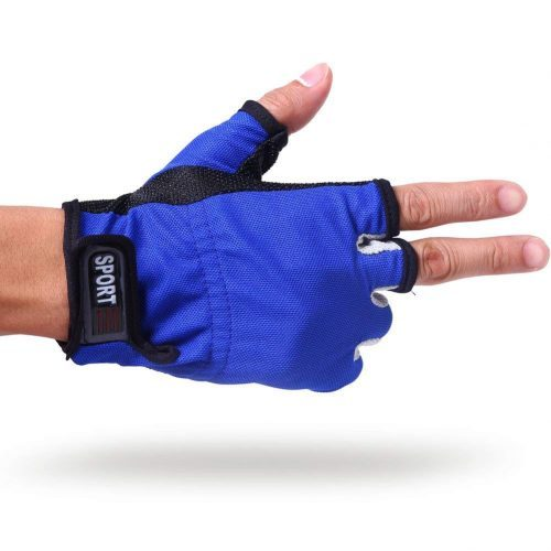 Sougayilang Low-cut Fishing Gloves