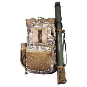 AnglerDream Fly Fishing Pack Outdoor Sports Mesh Vest Pack/Chest Pack/Sling Pack/Back Pack