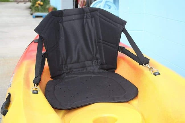 Brooklyn Kayak Company BKC Universal Sit on Top Full Kayak Seat