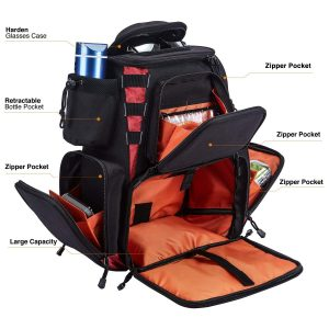 Piscifun Fishing Tackle Backpack
