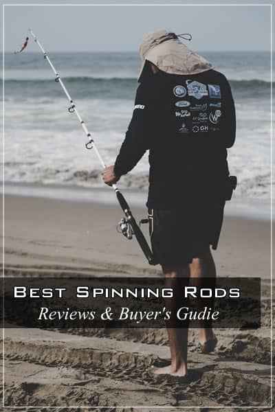 best spinning rods
