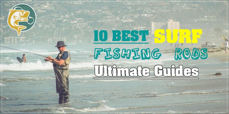 10 best surf fishing rods