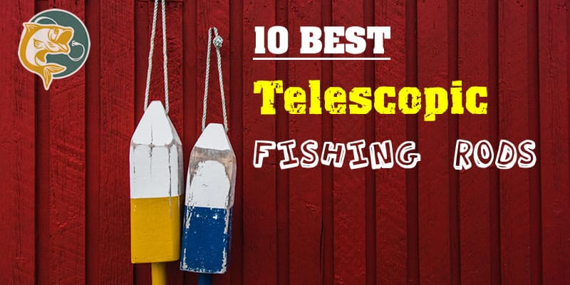 Top 10 Best Telescopic Fishing Rods for 2019 | LureMeFish