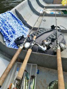 largemouth bass Essential Gear