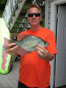 Lake Guntersville crappie fishing