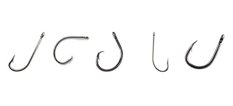 hook size for crappie fishing
