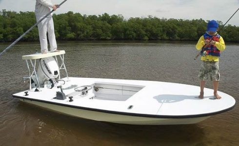 flats boats for bass