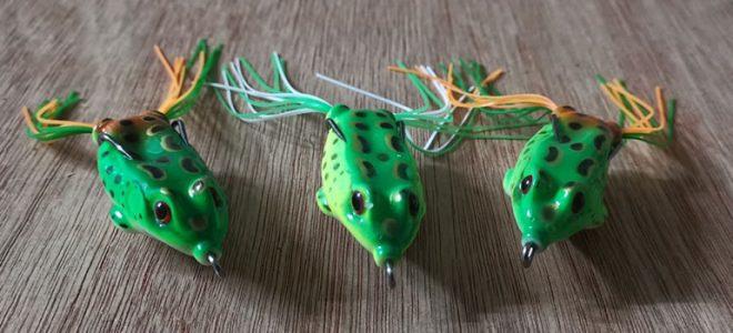 best topwater frog lures